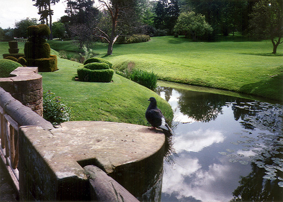 HEVER CASTLE: But the main attraction of Hever Castle is its gardens, created by Astor in the early part of this century.