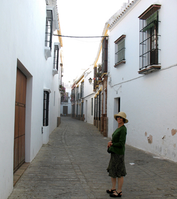 """CARMONA: Carmona is a traditional """"white town"""" where all the buildings are whitewashed."""