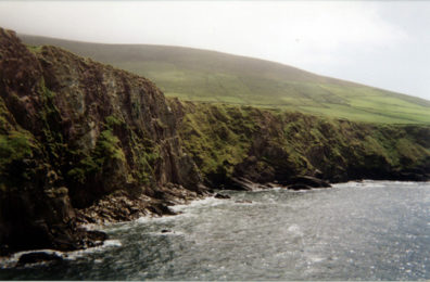 DINGLE PENINSULA: Mile after mile, the spectacular coastline unfolds.