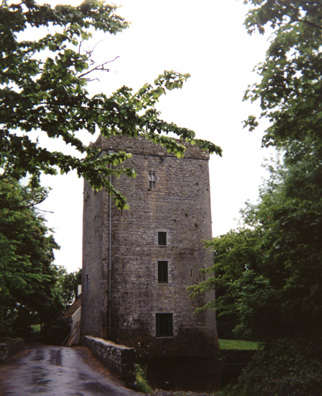 YEATS TOWER: On the road to Athlone, we visited Thoor Ballylee, the Medieval tower which served as home to William Butler Yeats and his family 1917-1929, and which appears in his poems.