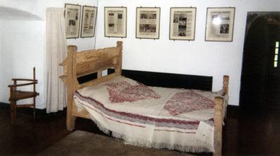 YEATS TOWER: Yeats' bedroom.