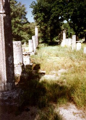 OLYMPIA: Ruins