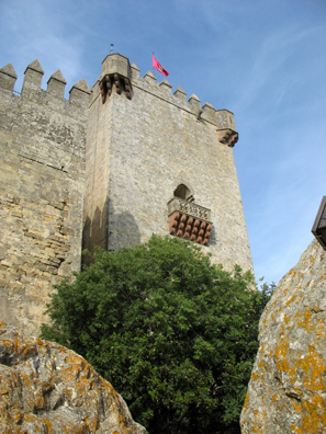 ALMODOVAR DEL RIO: The picturesque castle, with its soaring walls and perfect crenelated ramparts, is almost too good to be true.