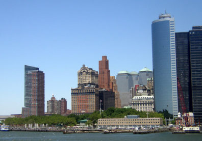NEW YORK: We also took the three-hour Circle Line tour around Manhattan, which gave us a much clearer image of the island, including its famed southern skyline.