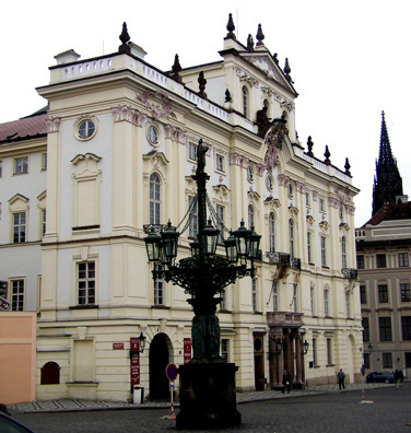PRAGUE: The Stavoske (State) Opera Theatre, where it is said that Mozart's Don Giovanni was first performed in 1787, just four years after the theatre opened.