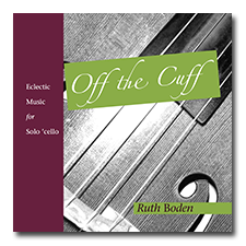 Off the Cuff CD Cover