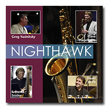 Nighthawk CD cover