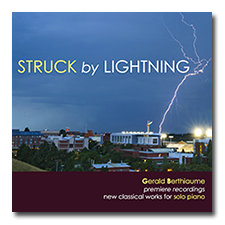 Struck By Lightning CD cover