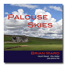 Palouse Skies CD Cover