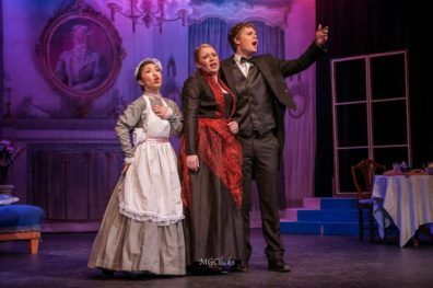 Die Fledermaus Mom's Weekend 2014