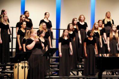 Treble Choir Photo