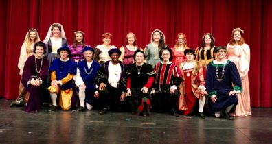Madrigal Singers Formal Photo