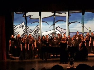 WSU Concert Choir Photo