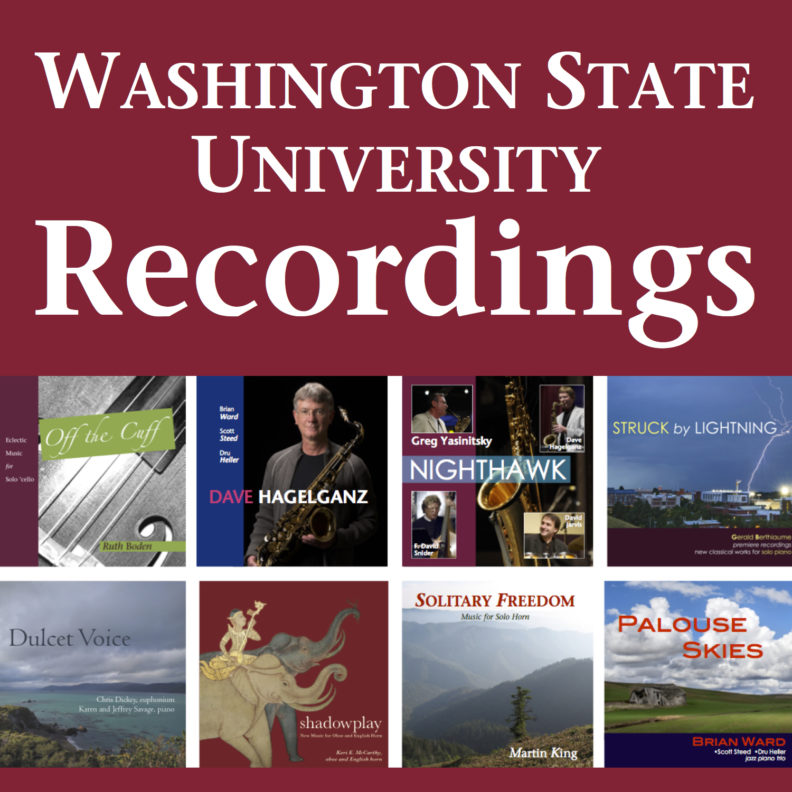 WSU Recordings logo
