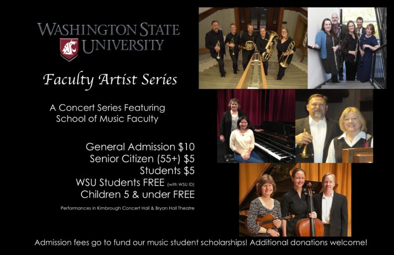 Faculty Artist Series photo