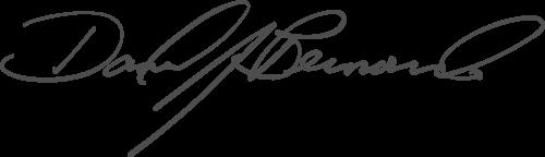 Dan Bernardo Signature