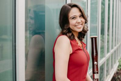 School of Music faculty member Jacquline Wilson