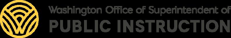 Washington Office of Superintendent of Public Instruction Logo