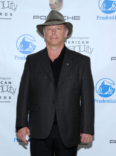 Skinner at Smithsonian Awards 2013