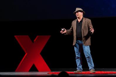 TEDx Rainier Talk, Seattle, WA - 2014