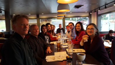 Lab Lunch - December 2015 - Pullman WA