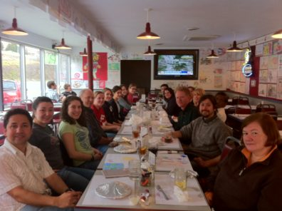 Skinner Lab - May 2011 - Pullman, WA