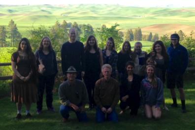 Skinner Lab - Group Photo 2016