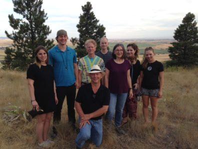 Skinner Lab Retreat - July 2015 - Kamiak Butte, WA