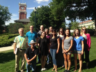 Skinner Lab Retreat - July 2015 - Pullman, WA