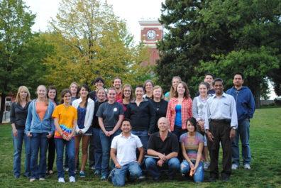 Skinner Lab - September 2010 - Pullman WA