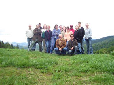 Skinner Lab Retreat 2008