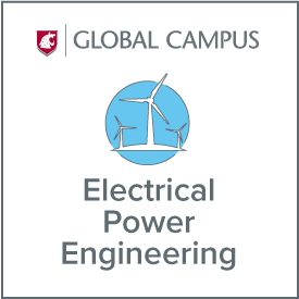 WSU Global Campus Electrical Power Engineering.