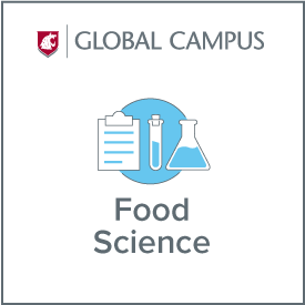 WSU Global Campus Food Science.