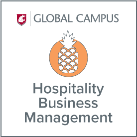 WSU Global Campus Hospitality Business Management.