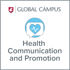 WSU Global Campus Health Communication and Promotion.