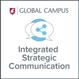WSU Global Campus Integrated Strategic Communication.