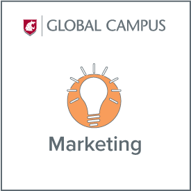 WSU Global Campus Marketing.