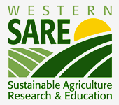 Western Sustainable Agriculture Research & Education logo