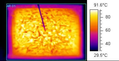 Infrared Imaging and Fiber-optic Sensors