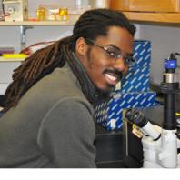 entomology graduate student Joseph Taylor