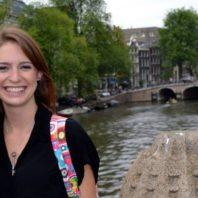Graduate Student Naomi Wallace