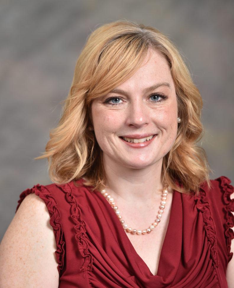 Assistant Dean Jennifer LeBeau