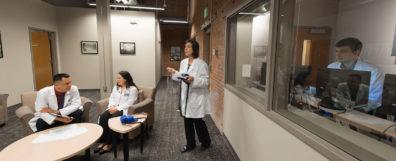 WSU Sleep Center lab
