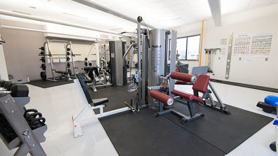 Conditioning Room