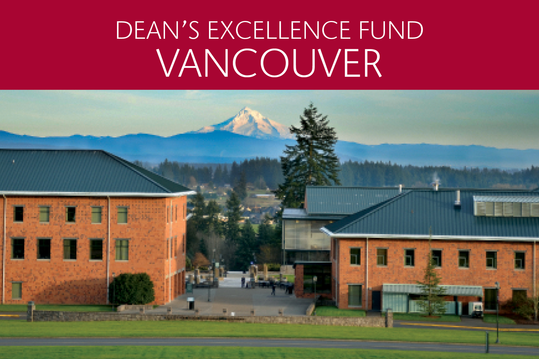 Dean's Excellence Fund Vancouver