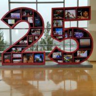 drive to 25 display