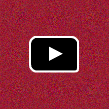 Graphic: crimson background, play button in foreground