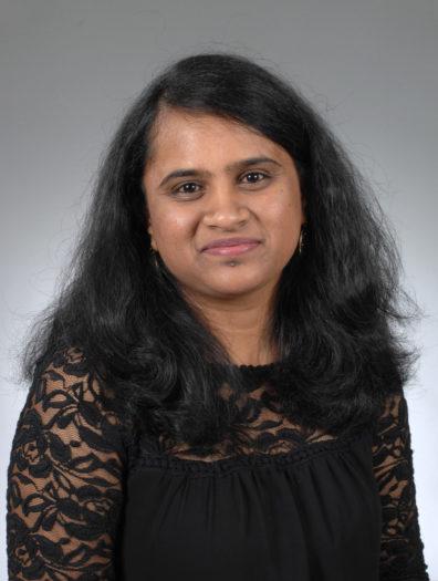 Portrait of Kousalya Dhamodaran