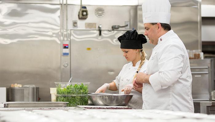 chef-student
