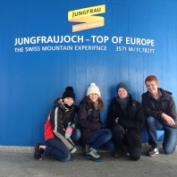 Business in Switzerland: Jungfraujoch